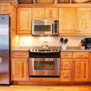 мебель из сосны для кухни